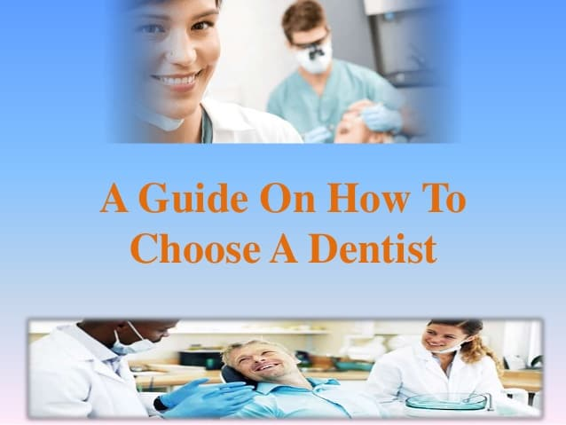 how-to-choose-a-dentist